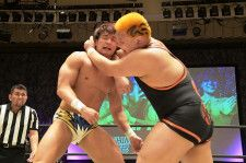 【DDT】半年ぶり復帰の吉村直巳が大鷲透、平田一喜とのトリオでKO-D6人タッグ王座挑戦を表明!「あこがれてた火野選手と試合できるから、今のチャンピオンに挑戦しましょう」