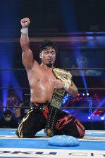 【新日本】『G1 CLIMAX31』初日メインは鷹木と石井が大激闘を展開!勝利した鷹木が王者としてG1優勝宣言!!