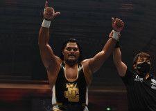 【新日本】『G1』クセ者オーエンズをパワーでねじ伏せコブが豪快勝利!「O-カーン、優勝決定戦で会おうぜ!」<G1 CLIMAX31>
