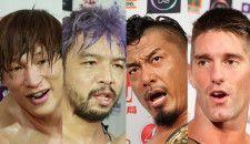 リーグ最終戦を迎える飯伏、KENTA、鷹木、ザック