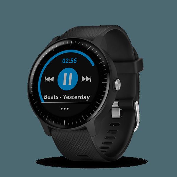 みちびき対応のスマートウォッチ新製品。GPS測位+音楽再生、非接触型決済に対応