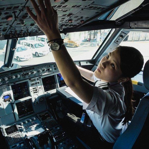パイロットにスポットを当てたドキュメンタリー動画公開