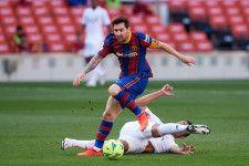 バルセロナのメッシにクラシコで得点はなく photo/Getty Images