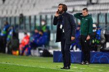 今季からユヴェントスの指揮を執るも、ピルロ監督の立場はすでに危ういか photo/Getty Images
