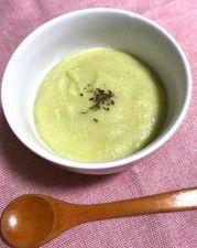 食べやすく、栄養価の高いポタージュスープ
