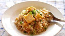 にんじんとごぼうの焼き飯レシピ!焼き肉タレのコクが最高に合う