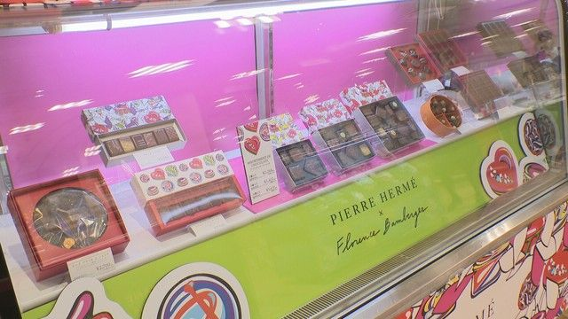 「幻のカカオ」のお味は? 世界各国のチョコレートの祭典 高松市のデパートで始まる