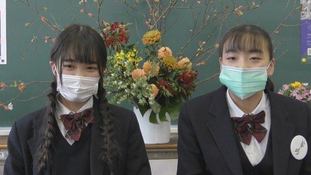 「全国高校生花いけバトル」香川代表チームに密着! 全国準優勝に輝いた2人が語る思いとは