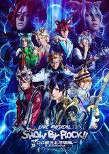『Live Musical「SHOW BY ROCK!!」-DO根性北学園編-夜と黒のReflection』Blu-rayの発売が決定