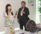 NTTドコモ「らくらくスマートフォン」体験教室にイルカさん登場