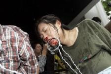 「拷問・性的暴行・公開処刑」は中傷…北朝鮮が反発
