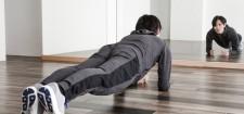 フロントブリッジで体幹を鍛える!効果的な鍛え方やコツを解説