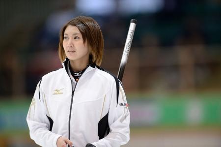 カーリング女子にて注目されるであろう吉村紗也香選手について