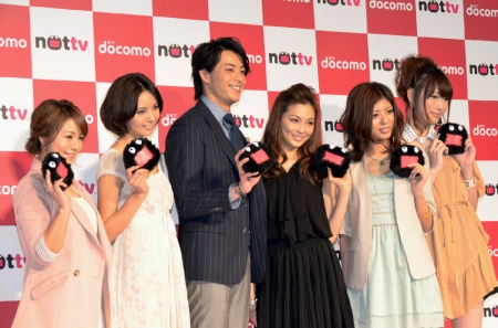 スマートフォン向け放送局「NOTTV」が4月開局