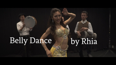 Belly Dance 5Patterns of Maksoum 【ベリーダンス】マクスームで踊れる5つの振り付け