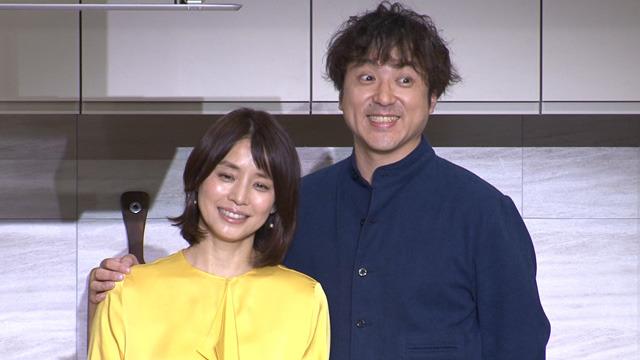 ムロツヨシ、石田ゆり子の夫役に「自分を褒めたい」