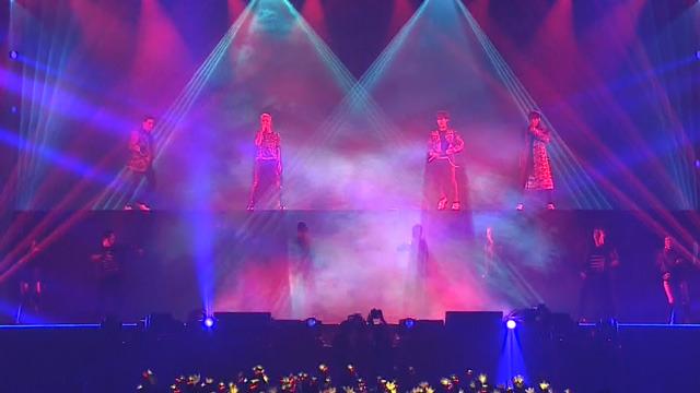 BIGBANG、5万人を前に「LAST DANCE」