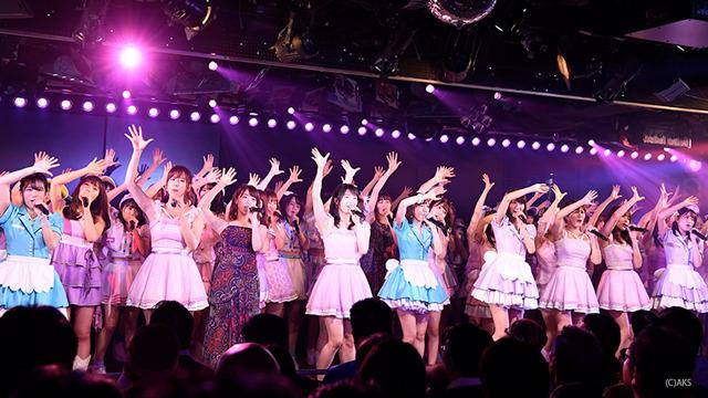 AKB48、12周年記念公演で「組閣」発表