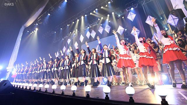 「リクアワ」、NGT48が連覇