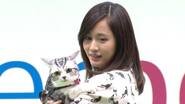 前田敦子、愛猫「ポッツ」にメロメロ