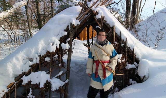 カナダ先住民、ヒューロン族を訪ねて=継承される伝統文化、ケベック歴史探訪