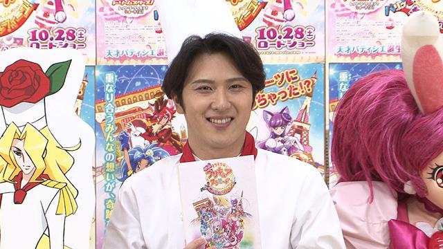 尾上松也、スイーツ愛を語る