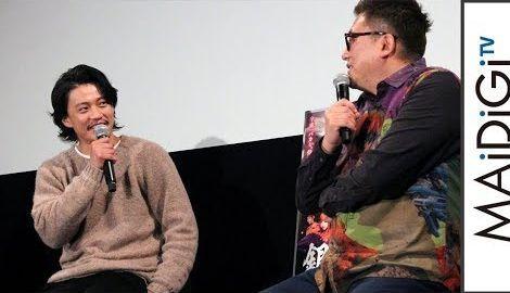 福田監督、橋本環奈に「鼻ほじ」熱血指導 「白目は必須」と力説 映画「銀魂」トークイベント3