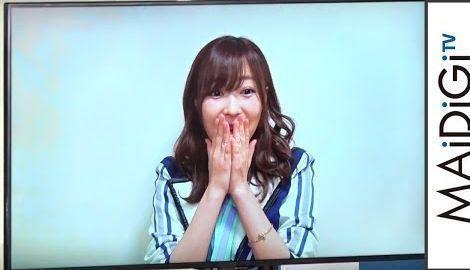HKT48指原莉乃から「重大発表」 宮脇咲良も感謝 「ご乗車20億人達成記念」感謝セレモニー2
