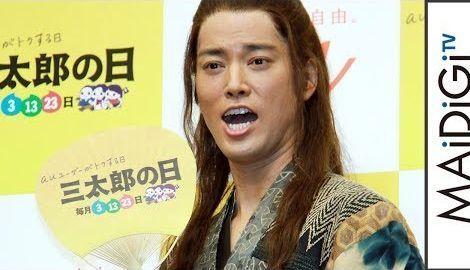 桐谷健太、「三太郎音頭」PV撮影時間は15分!踊りもアドリブで