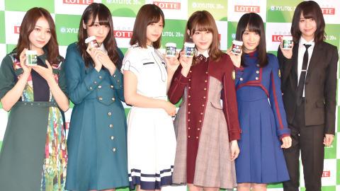 欅坂46、歴代シングル曲の衣装で登場