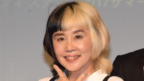 野沢直子、RIZIN初戦快勝の娘・真珠の稼ぎに期待「私は目立たなくても…」