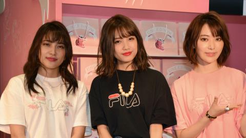 AKB48グループ公認ブランドのストアが原宿に開店 宮脇「ファンの皆さんがオシャレに」