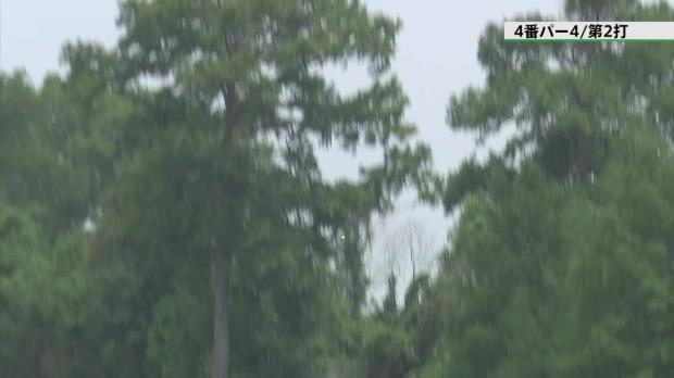 松山・谷原組は通算9アンダーで決勝Rへ - チューリッヒ・クラシック