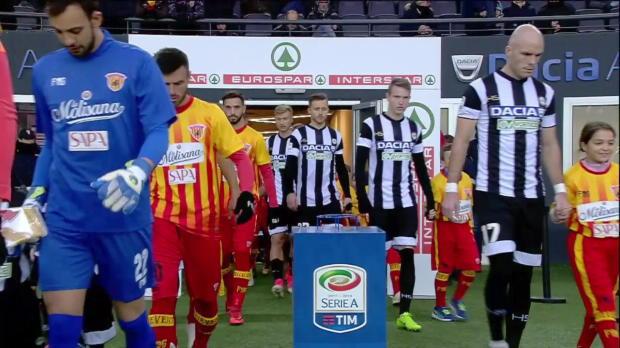 Udinese v Benevento