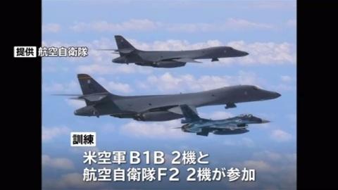 空自、米軍と九州周辺上空で共同訓練