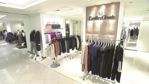9月の百貨店売上高 4.4%増、気温低下で衣料品販売好調