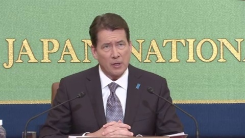 米・ハガティ駐日大使、日米間のFTA交渉開始に期待感