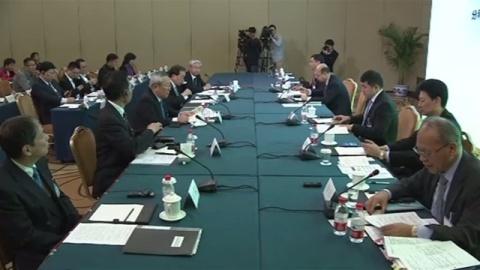 北京で日中企業が交流、関係改善へ期待高まる