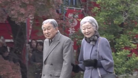 両陛下 東京・井の頭公園を散策、「皇室会議」日程決まる中