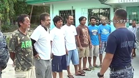 乗組員7人全員 元気な姿、沖縄漁船転覆事故