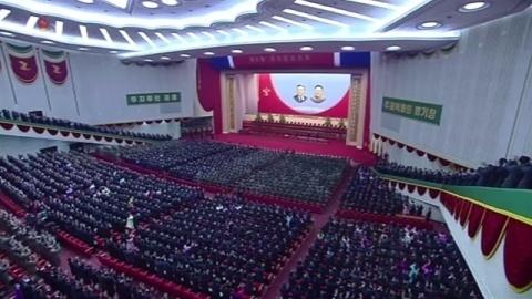 北朝鮮で軍需工業大会、核・ミサイル開発継続の姿勢