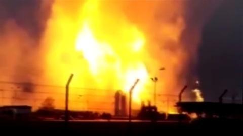オーストリアでガスのパイプライン爆発、1人死亡