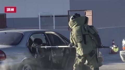 平昌五輪を目前に控え、韓国政府がテロ対策訓練