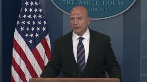 米大統領、18日に初の「国家安全保障戦略」発表