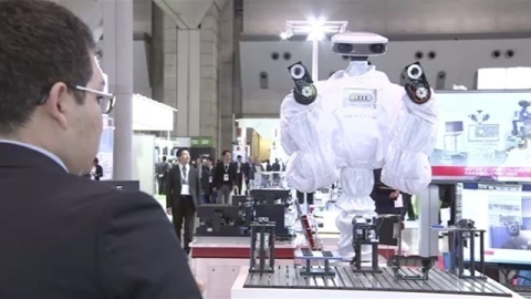 """""""半導体""""最新技術の展示会、都内で始まる"""