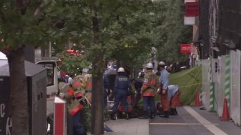 東京・六本木の鉄パイプ落下事故、遺族が捜査やり直し申し入れ