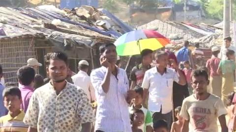 ロヒンギャ帰還2年で完了、ミャンマーとバングラデシュが合意