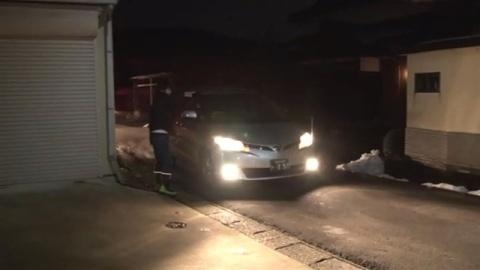 九頭竜川で発見の3歳男児遺体、40日ぶり自宅に