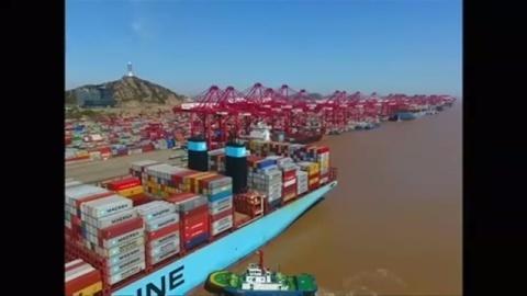 中国、対北朝鮮貿易額が大幅減