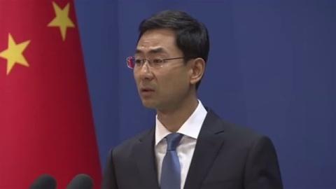 北朝鮮問題で「重要な役割果たしてきた」、中国が米大統領に反論